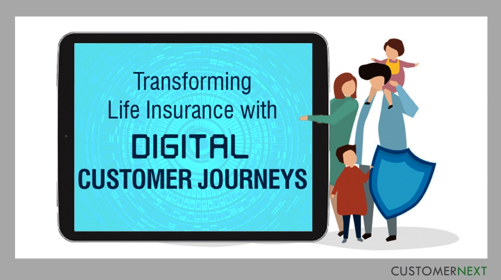 Transforming Life Insurance with Digital Customer Journeys
