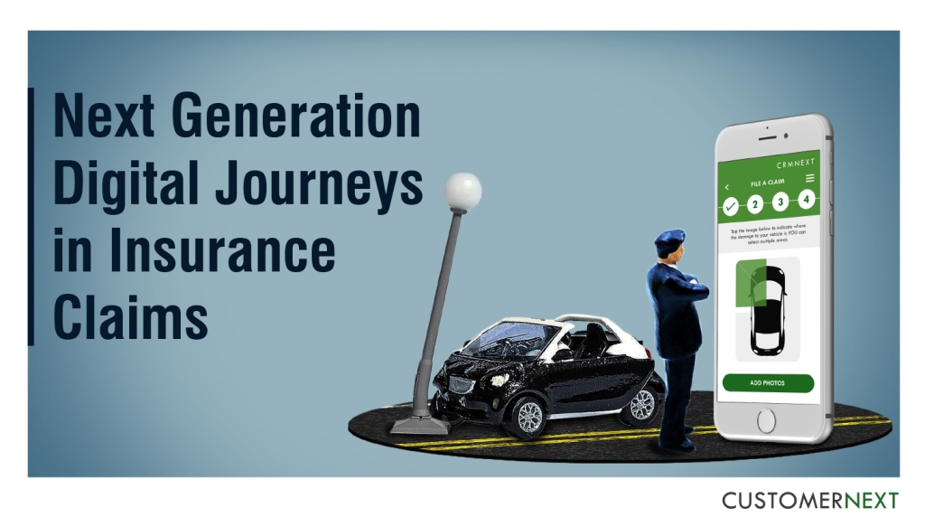 Next Generation Digital Journeys in Insurance Claims